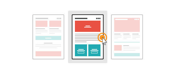 Email Marketing Diseño Responsive